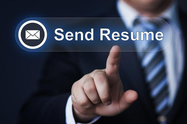 Как отправить резюме на почту работодателю