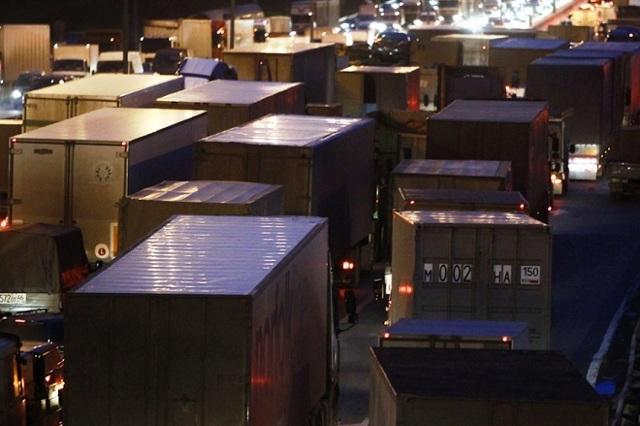 Образец заполнения CMR международной товарно транспортной накладной 2020