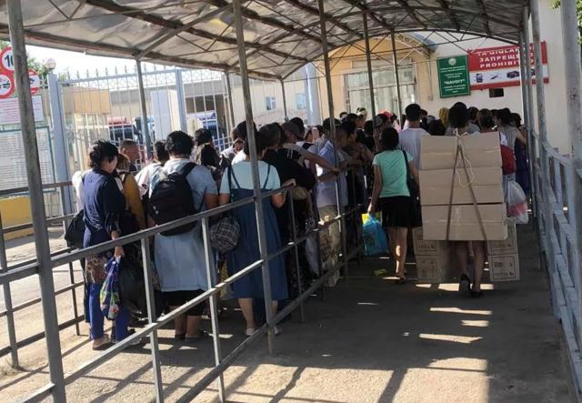 когда откроют границы с таджикистаном в 2020 году из-за коронавируса COVID-19
